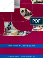 DISEÑO CURRICULAR  PATRONAJE INDUSTRIAL II CAPLAB.pdf