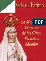 Mensaje de Fatima 5 Sabados Reparacion