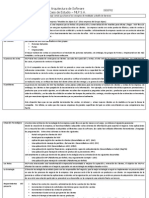 Caso Estudio - Arquitectura de Software