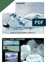 hielo y Glaciares.