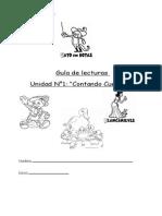 Guía de Lectura Lenguaje Unidad 1(1)