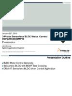 Sensor Less Bl Dc Control