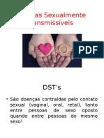Doenças Sexualmente Transmissíveis- UBS