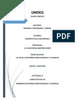 Código Ético Sistemas