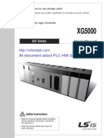 User Manual XG5000 for XGK XBG [Unlockplc.com]