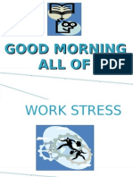 Mpob - Work Stress