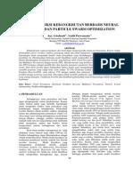 MODEL PREDIKSI KEBANGKRUTAN BERBASIS NEURAL NETWORK DAN PARTICLE SWARM OPTIMIZATION.pdf