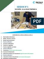 Sesion N°1 Electricidad y Electrónica (2)