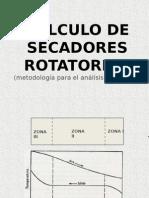 Secadores Rotatorios OPll-Yajis