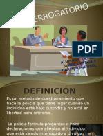 Interrogatorio, por Omar Ortega