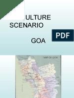 Agriculture Scenario in Goa