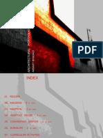 Undergraduate Architectural Portfolio