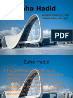 Zaha Hadid Philosophy zaha hadid: ideologies, principles, values | rationalism