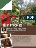 Fijian Chocolate