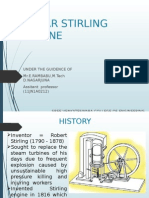 solar strilling engine ppt