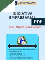 Iniciat Emp - 2013-I- Ideas de Negocio Evaluacion Analisis Foda