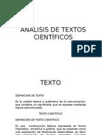 ANÁLISIS DE TEXTOS CIENTÍFICOS.pptx