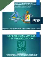 Experiencias de servicio social