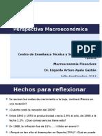 1.1 Perspectiva Macroeconomica
