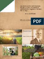 Organo Mini Brochure