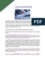Laporan Keuangan Sektor Publik Lengkap