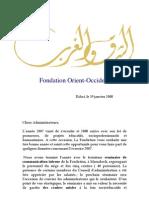 lettre d'info 01-2008