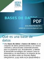 Bases de Datos Teoria
