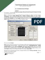 Practica #2 Project 2000 Prof. Montiel