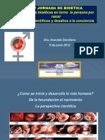 desarrollo intrauterino