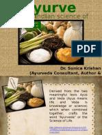 Ayurveda Ancientindianscienceofhealing
