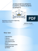 Oil and Gas Field Development, Principles and Ppt