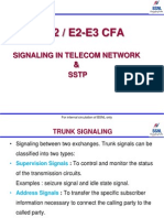 Signalling in Telecom Network &SSTP