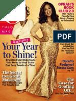 The Oprah Magazine - January 2014 USA