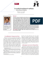 2014 the Case for Medical Marijuana in Epilepsy