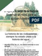El Agua a Lo Largo de La Historia (1)