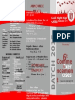 Program Front 2015