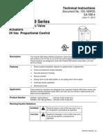 Flowrite SKD Valve Proportional Control Technical Instructions 45077 Us En