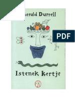 Gerald Durrell = Istenek kertje
