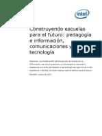Contruyendo Escuelas Para El Futuro