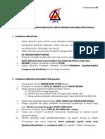 Panduan Dan Peraturan Perjanjian 2014