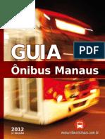 Guia Onibus Manaus 2012 1 Edicao