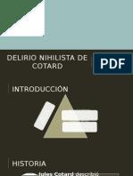 Delirio de Cotard