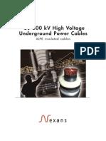 Nexans High Voltage Underground
