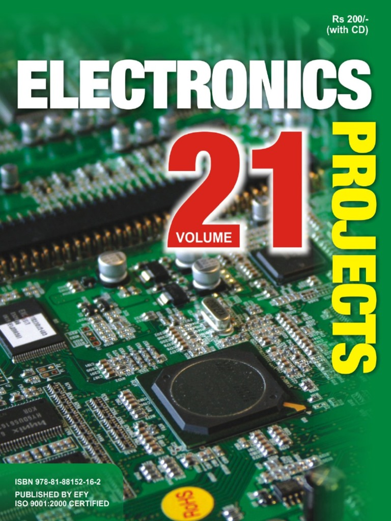 Attractive Basic Electronics Projects Pdf Festooning - Electrical ...