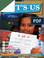 It's Us - November 2014 Edition