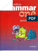 Grammar One by Jennifer Seidl SB