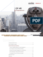 Accenture Oracle HCM eBook Future of HR Five Technology Imperatives