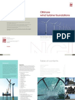 NGI Offshore Wind Foundations Strategic Research Project SP2 2011-2013