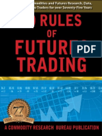 50 Rules of Futures Trading