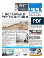Asbury Park Press front page Tuesday, March 24 2015